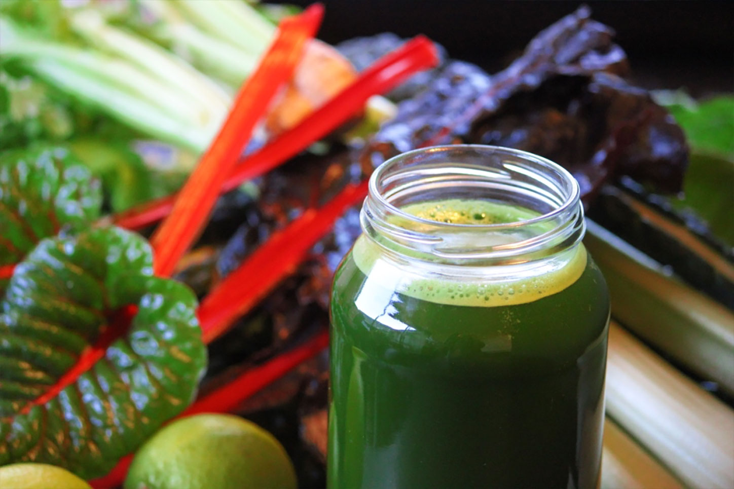 Why Drink Fresh Juice Within  Minutes